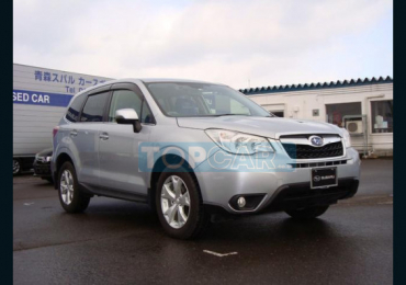 2014 SUBARU FORESTER 2.0I-L EYE SIGHT