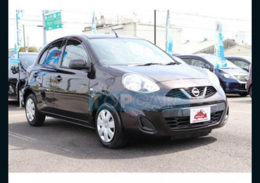 2014 NISSAN MARCH X V SELECTION