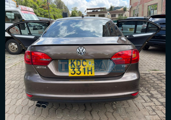 2014 VOLKSWAGEN JETTA NAIROBI