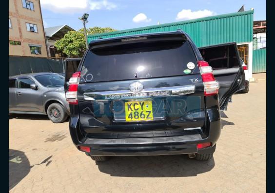 2015 TOYOTA PRADO NAIROBI