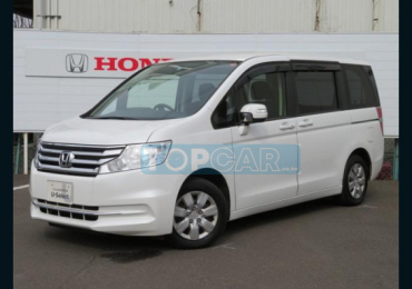 2014 HONDA STEPWAGON G E SELECTION