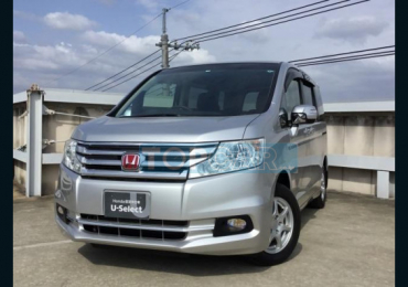 2014 HONDA STEPWAGON G COMFORT SELECTION