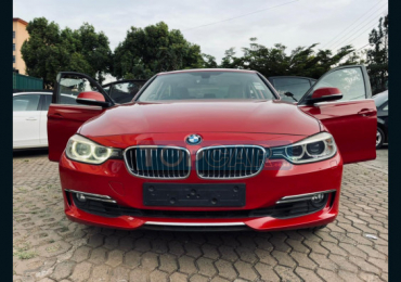 2012 BMW 3 SERIES NAIROBI
