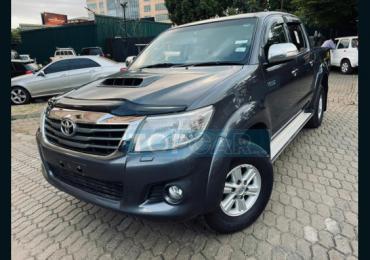 2014 TOYOTA HILUX NAIROBI