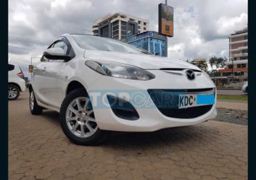 2014 MAZDA DEMIO NAIROBI