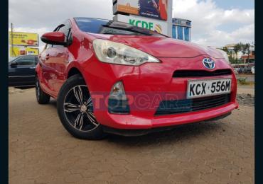 2012 TOYOTA AQUA NAIROBI