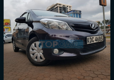 2014 TOYOTA VITZ NAIROBI