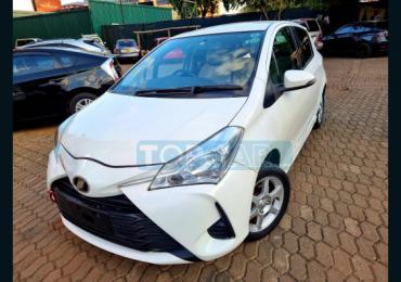 2013 TOYOTA VITZ NAIROBI