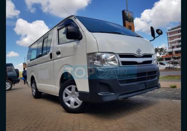 2013 TOYOTA HIACE NAIROBI