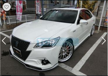 2014 TOYOTA CROWN JAPAN