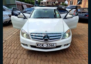 2010 MERCEDES BENZ C CLASS NAIROBI