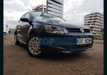 2014 VOLKSWAGEN POLO NAIROBI