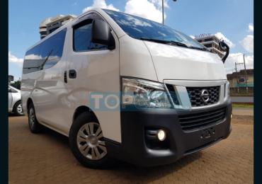 2013 NISSAN NV350 NAIROBI