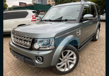 2014 LAND ROVER DISCOVERY 4 NAIROBI