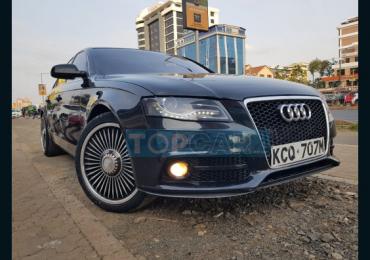 2011 AUDI A4 NAIROBI