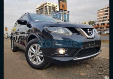 2014 NISSAN X-TRAIL NAIROBI