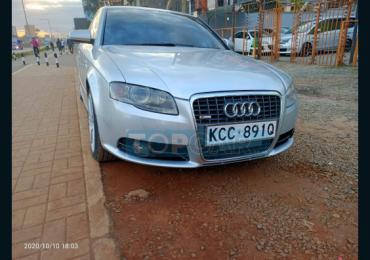2008 AUDI A1 NAIROBI