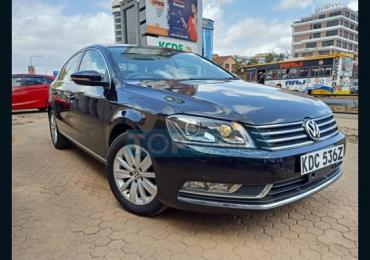 2014 VOLKSWAGEN PASSAT NAIROBI