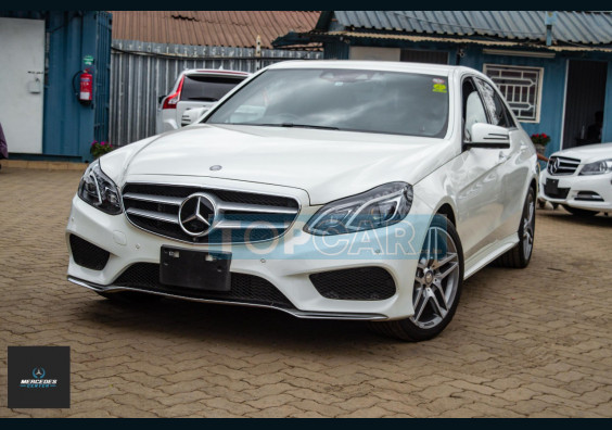2014 MERCEDES BENZ E CLASS NAIROBI