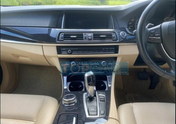 2014 BMW 5 SERIES SINGAPORE