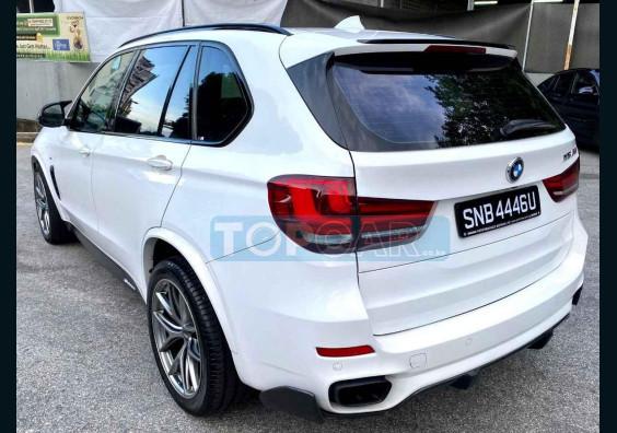 2014 BMW X5 SINGAPORE