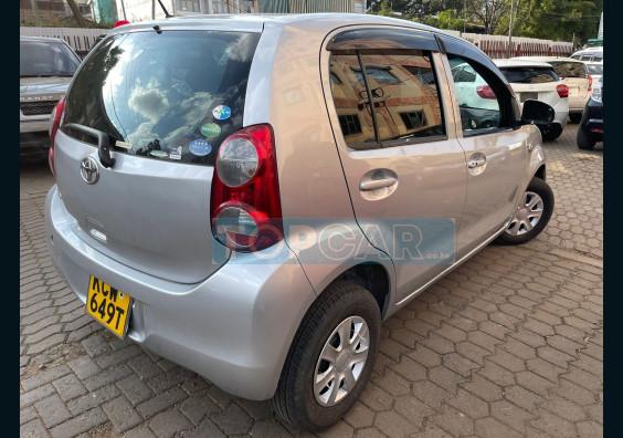 2012 TOYOTA PASSO NAIROBI