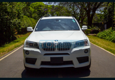 2014 BMW X3 NAIROBI