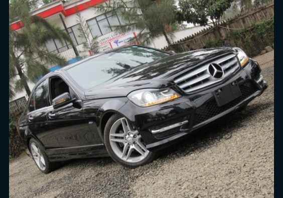 MERCEDES-BENZ C200 CGI FOR SALE IN KENYA