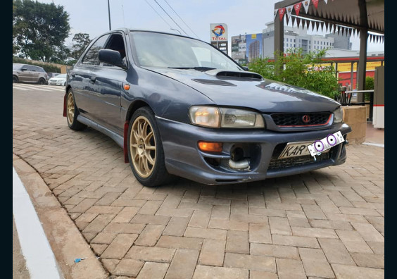 1996 subaru impreza wrx for sale nairobi kenya 1996 subaru impreza wrx for sale